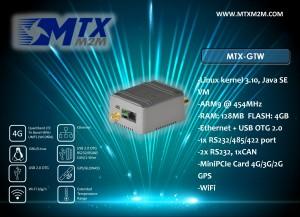MTX-GTW printed