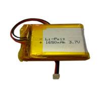 Baterías LI-PO Polímero de Litio