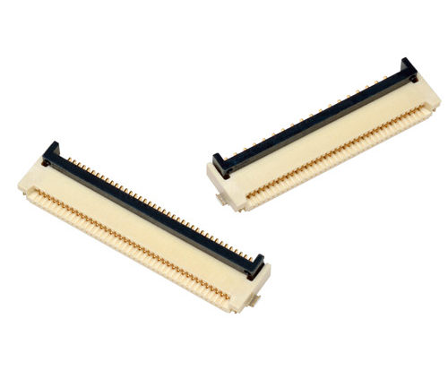 Conectores para cable flexible