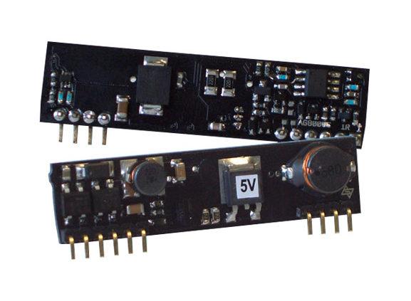 Módulos DC-DC Power Over Ethernet