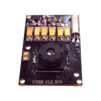 Módulos de cámara CMOS con Puerto Serie