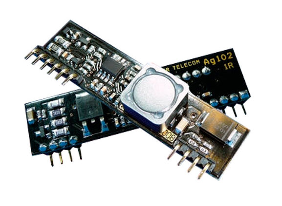 Modulos DC cargadores de baterias