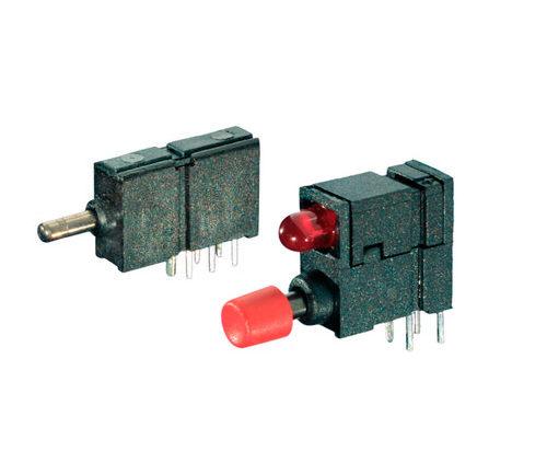 Pulsadores y conmutadores (Push Switches)