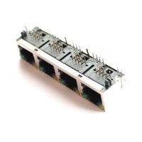 Conectores RJ modulares