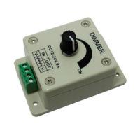 Regulador led OP DU N Dimmer 8A 1 canal
