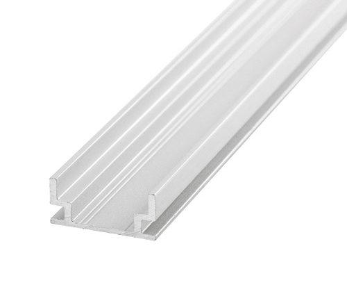 Perfil para LED de Aluminio Empotrable Pisable