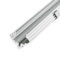 Perfil para Tiras LED Esquina