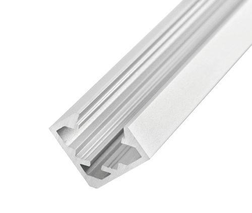 Perfil para LED de Aluminio de Esquina