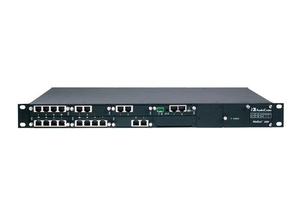 Mediant 1000 Sesión Border Controllery Media Gateway