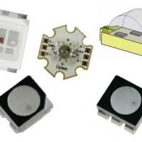 LEDs de Señalización RGB