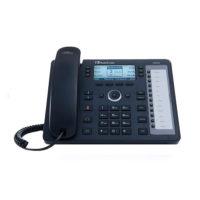 Teléfono Empresarial Audiocodes 430HD