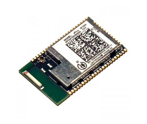 Módulo WiFi con stack TCP/IP embebido