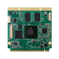 conga-QMX6 con ARM Cortex-A9 i.MX6 de NXP