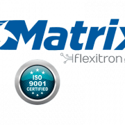 Matrix Electronica has been certified to the ISO 9001