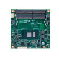 Módulo compacto con 6ª generación de Intel Core (i3/i5/i7 y Celeron) y rango extendido Tª – CEM501