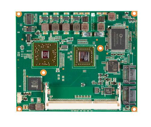 ETX con AMD Fussion hasta 1.65Ghz – conga-EAF