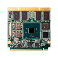 Módulo con Intel Pentium QuadCore de bajo consumo – conga-QA4