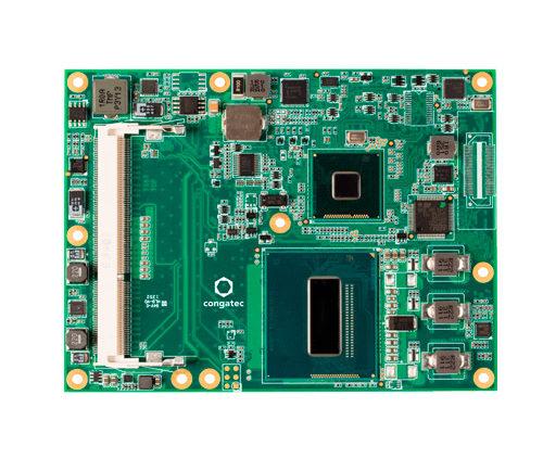 Plataforma basada en la 4ª generación de Intel Core – conga-TC87/TS87