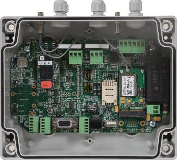 3G 4G ip65 Gateway mtxm2m
