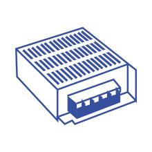 Convertidores DC-DC en Caja
