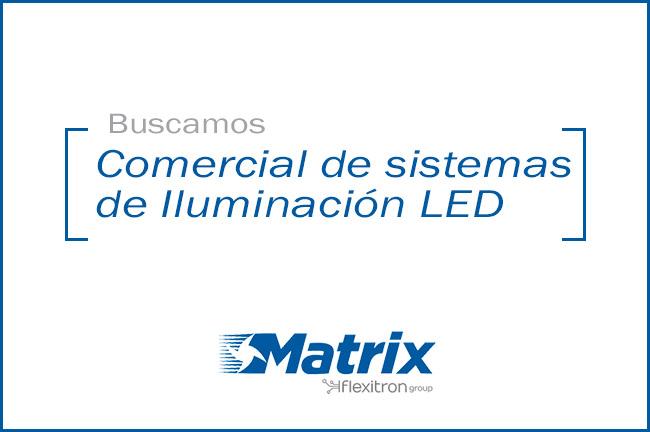 Oferta de Trabajo Iluminación LED